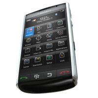 3d blackberry storm