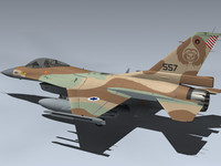 F-16C Israeli Barak