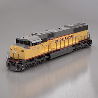 SD60M Union Pacific