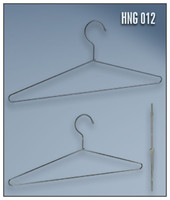3d model of clothes hanger