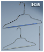 3d clothes hanger model
