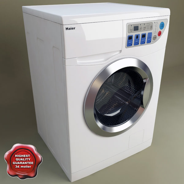 haier washing machine and dryer
