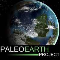 Late Cretaceous Earth Paleoglobe