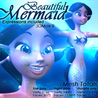 Mermaid_01_with Expressions