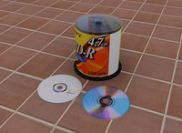 3d dvd dvdr model
