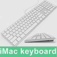 3dsmax imac keyboard