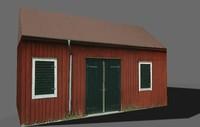 House - Free 3d model