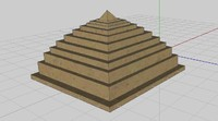 pyramid egyption 3ds free