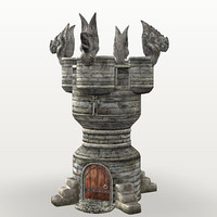 max chalice tower
