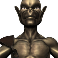 Medieval Fantasy Goblin