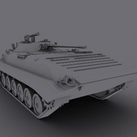 BMP2 Russian APC Game model