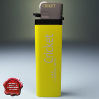 Gas Lighter Cricket