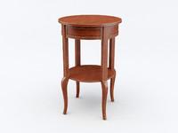 3d model of jumbo cabinet