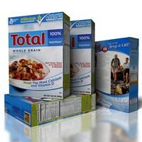 3d cereal total model