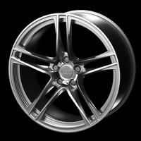 3dsmax audi wheel rim r8