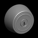 Deadbolt lock 3D models
