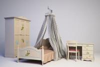 maya furniture set girl bedroom