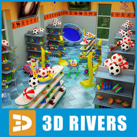 kids activity shop child 3d 3ds