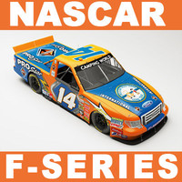Nascar Camping World Truck F-series - Crawford