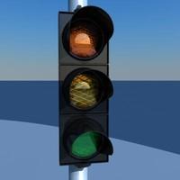 Street Stop lights