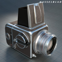 Hasselblad 500C Medium Format Film Camera