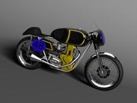 AJS 7R Café Racer 1954