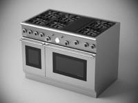 "48""oven"