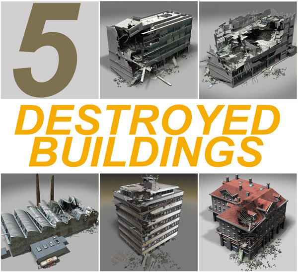 Damaged Building Collection