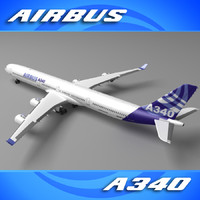 Airbus A340 (House Colors)
