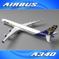 3d atlas a340