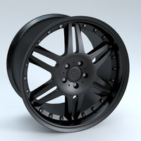 Brabus Monoblock VI Wheel