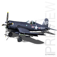 Change Vought F4U-5N Corsair