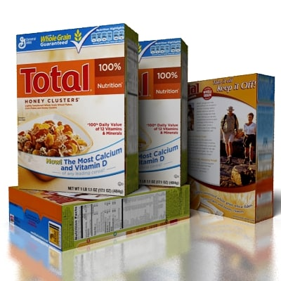 Total Cereal 3