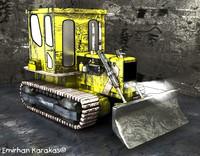 max bulldozer bull