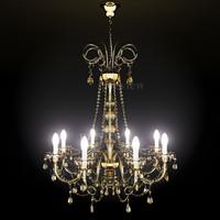 Italamp Pulcherrima - 8 lamps chandelier