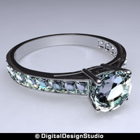 3d ring diamond 147 bis