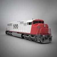 SD60M SOO Line