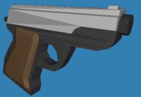 3d 3ds pistol tf2