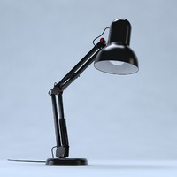 Poygonal Desk Lamp