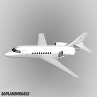dassault falcon business jet max