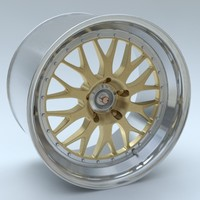 BBS Magnesium Wheel
