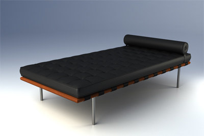 Barcelona Day Bed Black.jpg