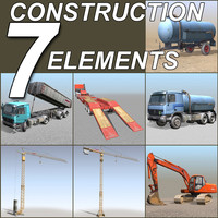 3d construction-public works