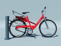 3d deutsche bicycle model