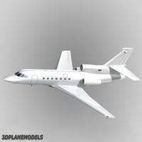 Dassault Falcon 50 Generic white