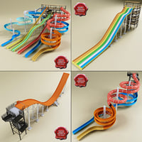 Water Slides Collection V2