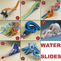 Water Slides Collection V3