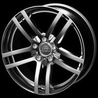 3ds max audi wheel rim q7