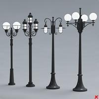 street lamp max