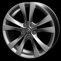 opel wheel rim insignia 3d model